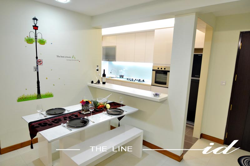 The Line ID - Segar Meadow Interior Design Concept