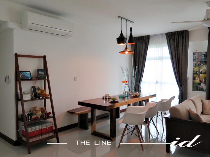 The Line ID - Upper Serangoon Interior Design Concept