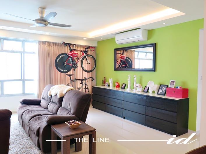 The Line ID - Boonlay Interior Design Concept