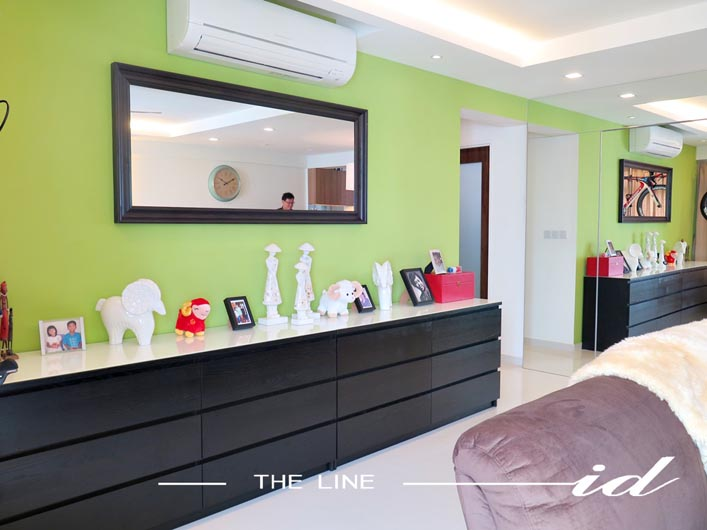 The Line ID - Boonlay Interior Design Concept