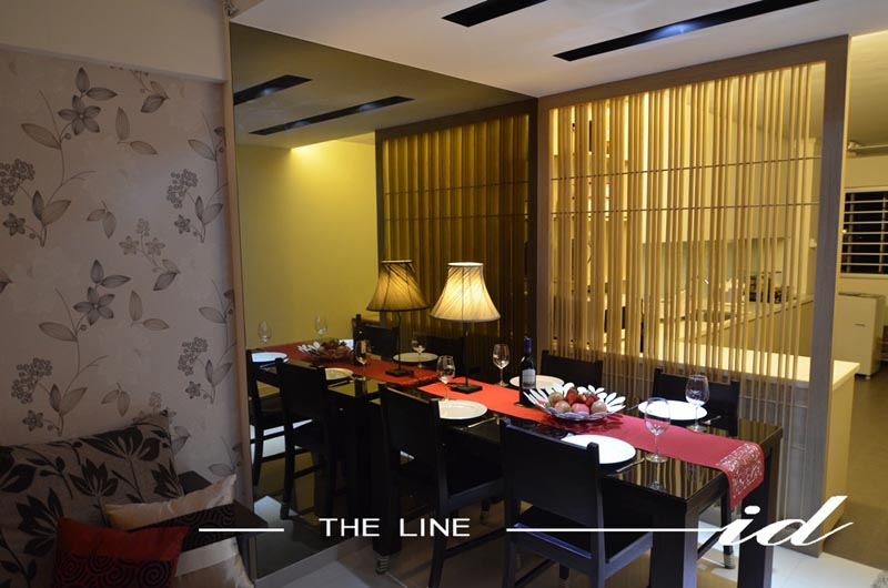 The Line ID - Clementi 4-Room Interior Design Concept