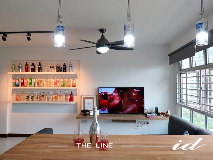 The Line ID - Fernvale Interior Design Concept