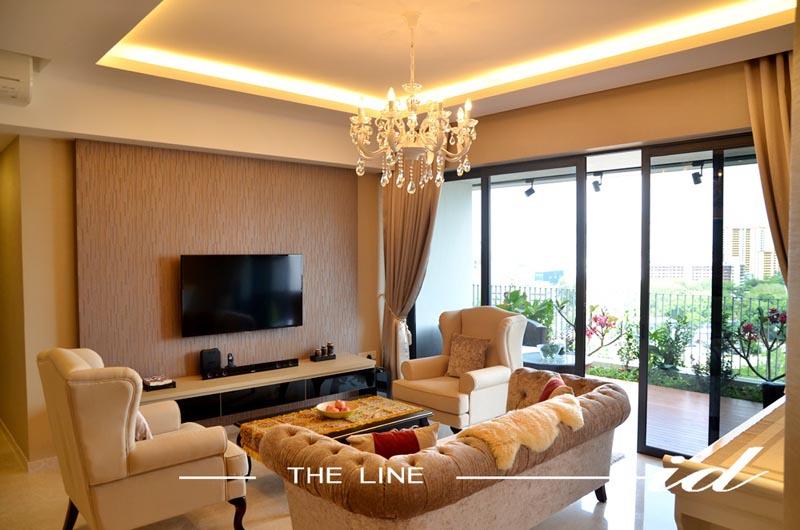 The Line ID   The Interlace Interior Design Concept