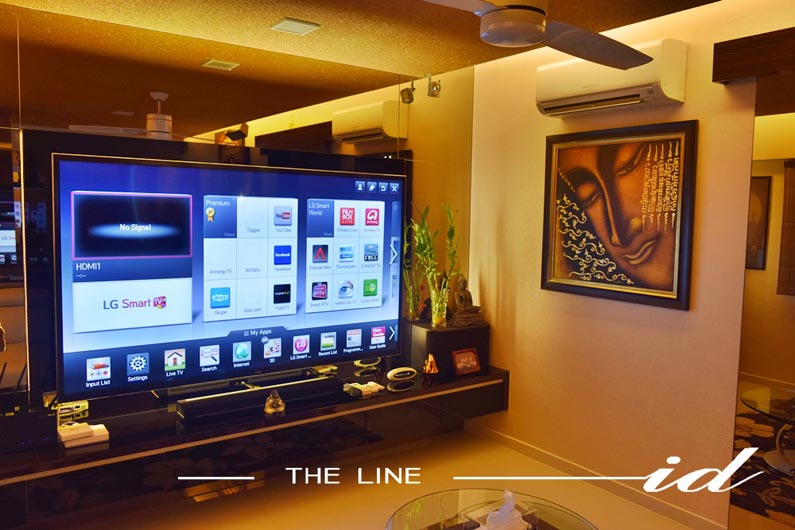 The Line ID - Toh Guan 4-Room Interior Design Concept